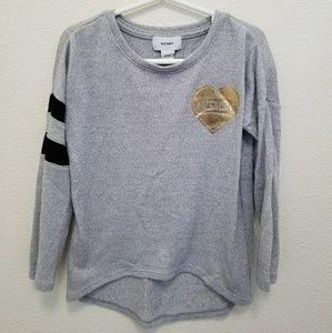 Old Navy Girls High Low Shirt